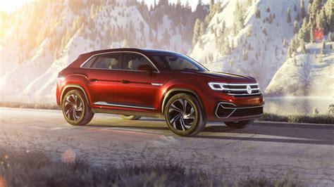 wallpaper vw atlas cross sport suv cars  cars
