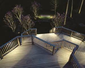 outdoor deck lighting ideas for a deck outdoor lighting in chattanooga