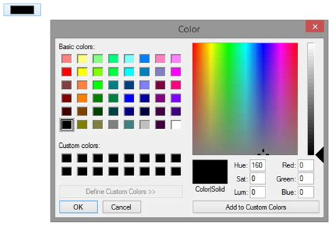 w3c color picker goodbye jquery color picker plugins