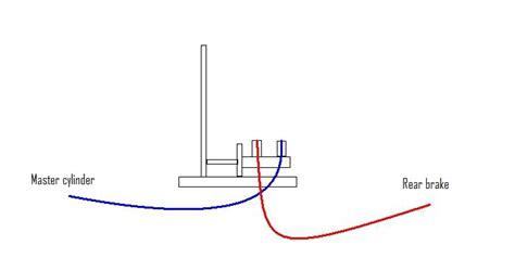 hydraulic handbrake diagram hydraulic handbrake brake for universal