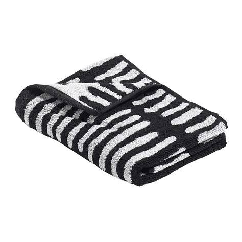 black bathroom towels buy hay he towel black guest amara