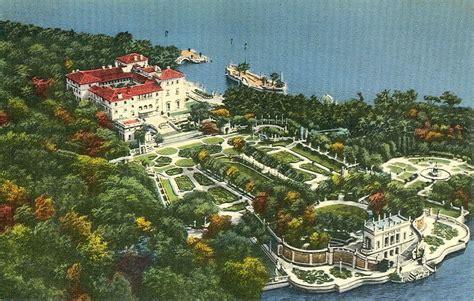 French European House Plans art now and then villa vizcaya miami florida