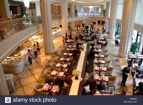 Shanghai China Huangpu District The Bund Sichuan Road Waldorf Astoria Stock Photo, Royalty Free