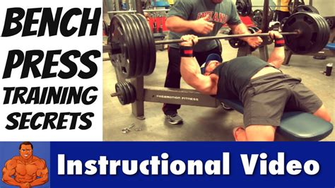 how to lift heavy bench press man up master the bench press how to lift more weight youtube
