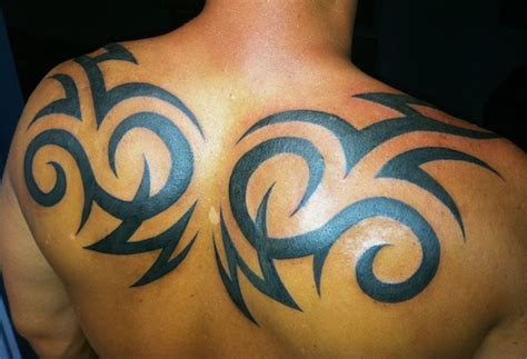tribal back tattoos 22 tribal back tattoos