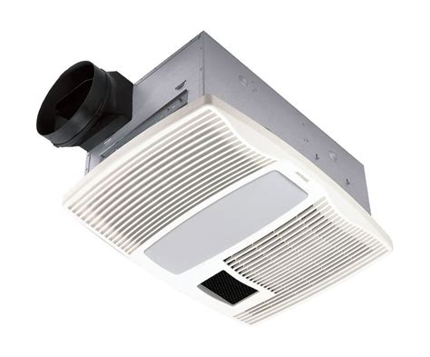 ventilation fan and heater broan qtx110hl white 110 cfm 0 9 sone ceiling mounted hvi