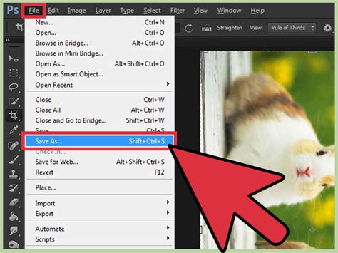 how to how to rotate an image in photoshop 11 steps with pictures