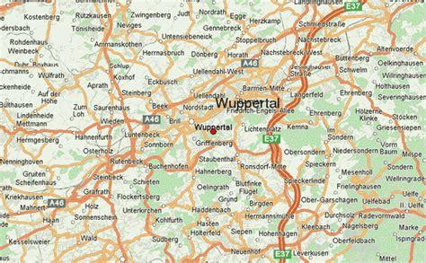 solingen map wuppertal location guide