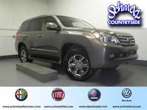 Used Cars In Mn 2010 Lexus Gx 460 For Sale In Rochester Mn Cargurus