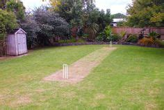 backyard cricket pitch 1000 images about backyard cricket pitch on pinterest