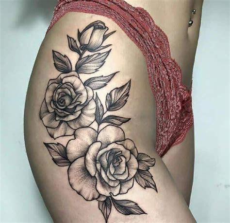 tattoo placement terms 25 best cute thigh tattoos ideas on pinterest