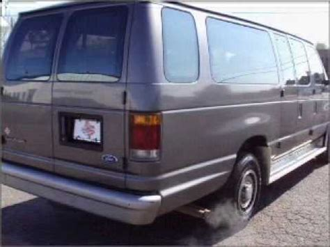 how it works cars 1995 ford club wagon on board diagnostic system 1994 ford club wagon rockwall tx youtube