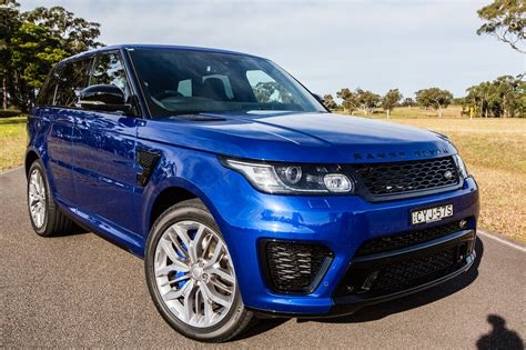 land rover svr price 2015 range rover sport svr pricing and specifications