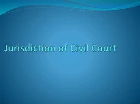 section 151 of code of civil procedure section 9 of code of civil procedure 1908 jurisdiction of