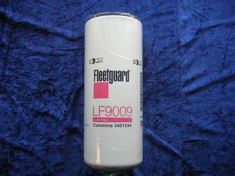 Filter Oli O 90011 fleetguard filter lf9009