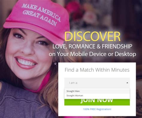 dating site for fans dating site for donald fans which blocks