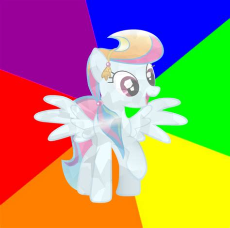 Rainbow Dash Meme - crystal rainbow dash meme 1 by snakeman1992 on deviantart