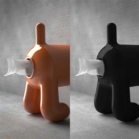 dog toilet paper holder dog butt toilet paper holder