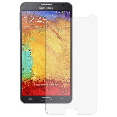 Tempered Glass Note 3 tempered glass screen protector for samsung galaxy note 3 neo