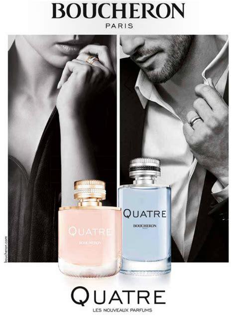 Parfum Quatre boucheron quatre and quatre pour homme new fragrances