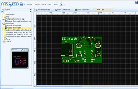 Layout Pcb Online | build pcb online using web based eda tools