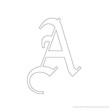 printable alphabet stencils uk alphabet letter templates alphabet letter charts in