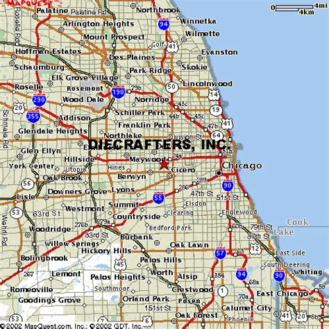 chicago expressways map welcome to diecrafters innovative finishing solutions