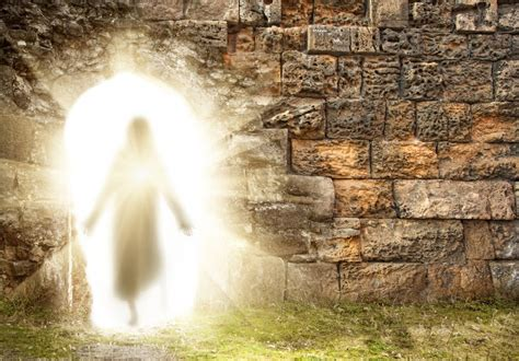 image of christ what is the easter miracle of jesus christ resurrection