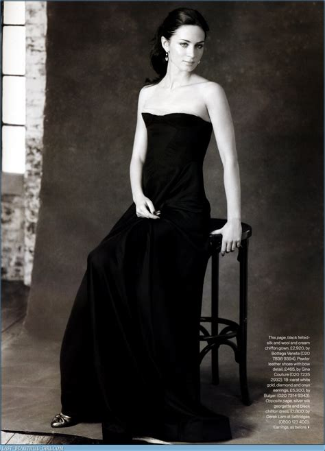emily blunt s changing looks instyle com instyle emily blunt photo 667882 fanpop