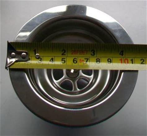 McAlpine Kitchen Sink Basket Strainer Waste with Overflow