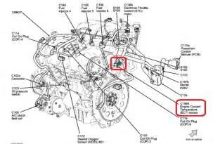 ford fusion sensor de temperatura ford fusi 243 n 2006