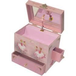 American Plastics My Very Own Vanity Enchantmints Ballerina Musical Jewelry Box Walmart Com
