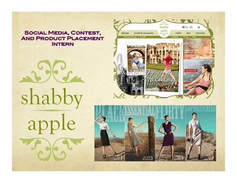 shabby apple internship 28 images shabby apple