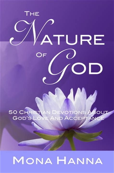 god as nature sees god a christian reading of the tao te ching books the nature of god 50 christian devotions about god s