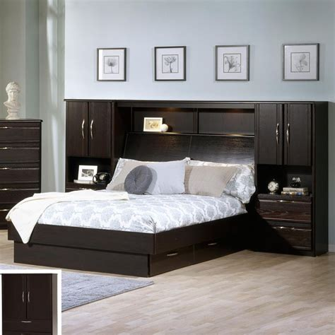 pier bedroom furniture santa cruz king pier bed by defehr home decor