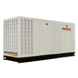 generac 80 000 watt liquid cooled standby generator