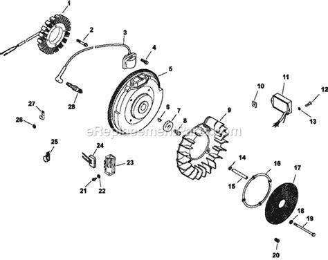 kohler m20 parts diagram kohler kt19 parts diagram