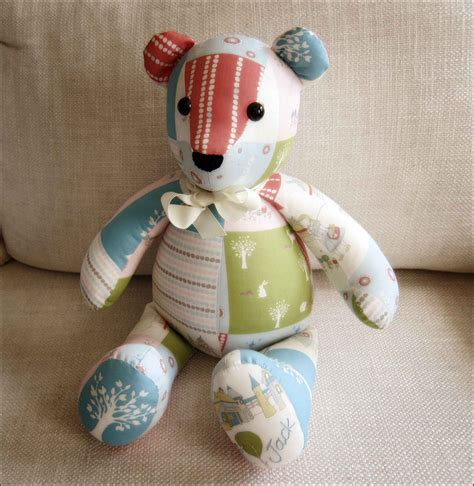 memory teddy bear patterns memory bear pattern free sewing for the kiddlets