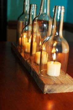 dänische kerzenhalter diy alte flaschen zu neuem leben erwecken zuk 252 nftige