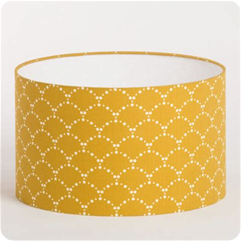 abat jour jaune moutarde 4448 luminaires gt abat jour suspension gt abat jour