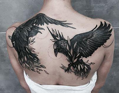 odin s ravens tattoo odin s ravens ravens