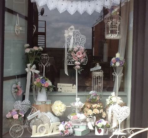 Wedding Window by Vintage Wedding Window Display Ideas