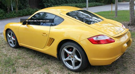 porsche hatchback 4 door 2008 porsche cayman s hatchback 2 door 3 4l