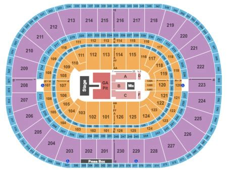 palace of auburn hills floor plan pentatonix us the duo tickets palace of auburn hills