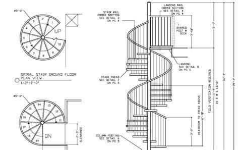 Stairs Drawings Plan View