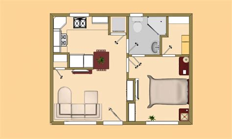 house layouts floor plans small house plans under 500 sq ft simple small house floor