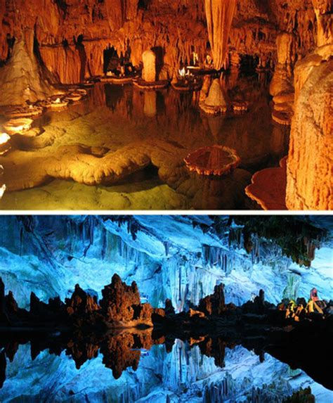 Imagenes Naturales Mas Bellas Del Mundo | las cuevas mas hermosa del mundo info taringa
