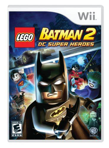 Tutorial Lego Batman Wii | best nintendo wii games for kids