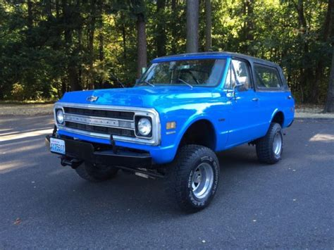 1968 k5 blazer for sale autos post