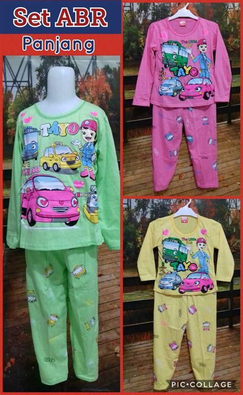Pusat Grosir Baju Geisha Set Woolpeach Katun produsen baju anak setelan terbaru murah surabaya 27ribuan